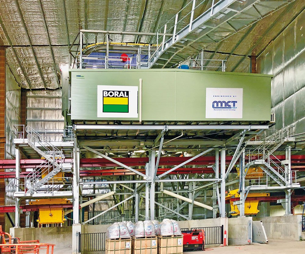 Precast Batching Plants for Special Elements | MCT